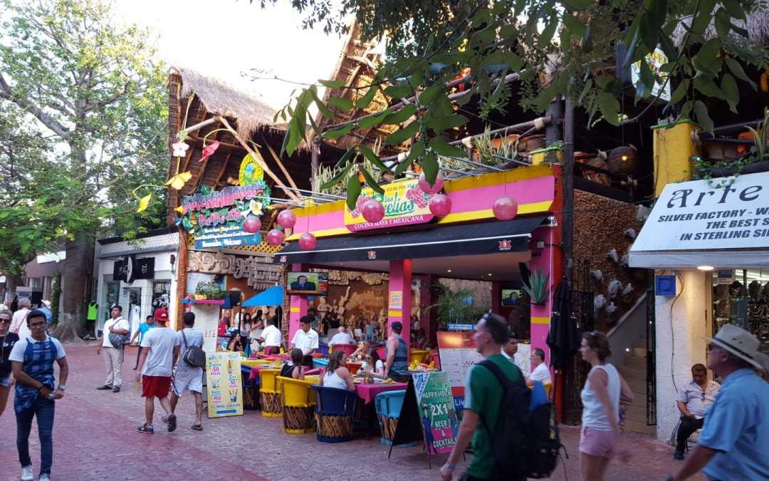 Playa del Carmen Experiences Surge in Tourism