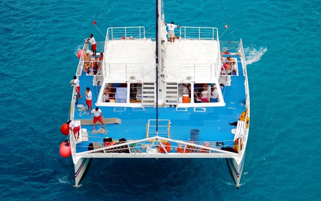 Krystal International Vacation Club Catamaran Cruise in Cancún