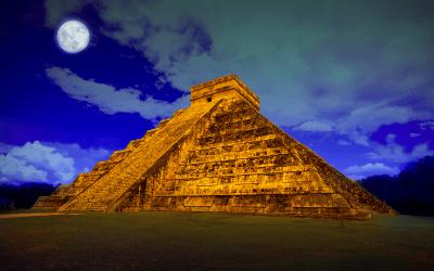 Krystal International Vacation Club Explores the Mayan Ruins