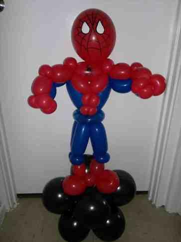 Spiderman centerpiece only $30 each!
