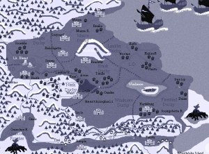 Astarkand blue map