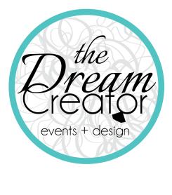 Logo design for The Dream Creator