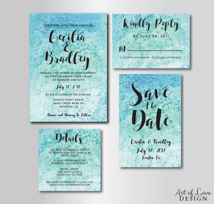 Printable Stationery Suite