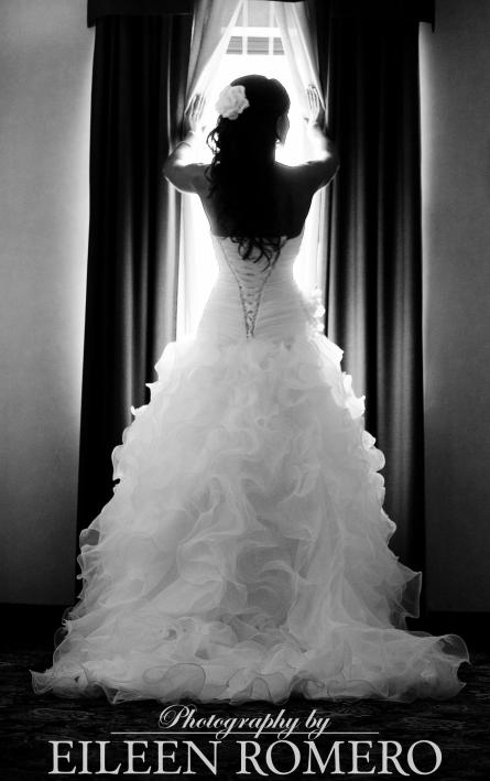 Bridal hair and airbrush makeup - Houston, TX