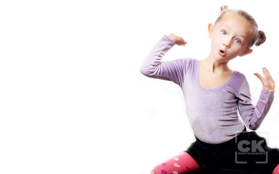 Chris Kryzanek Photography children - playful girl