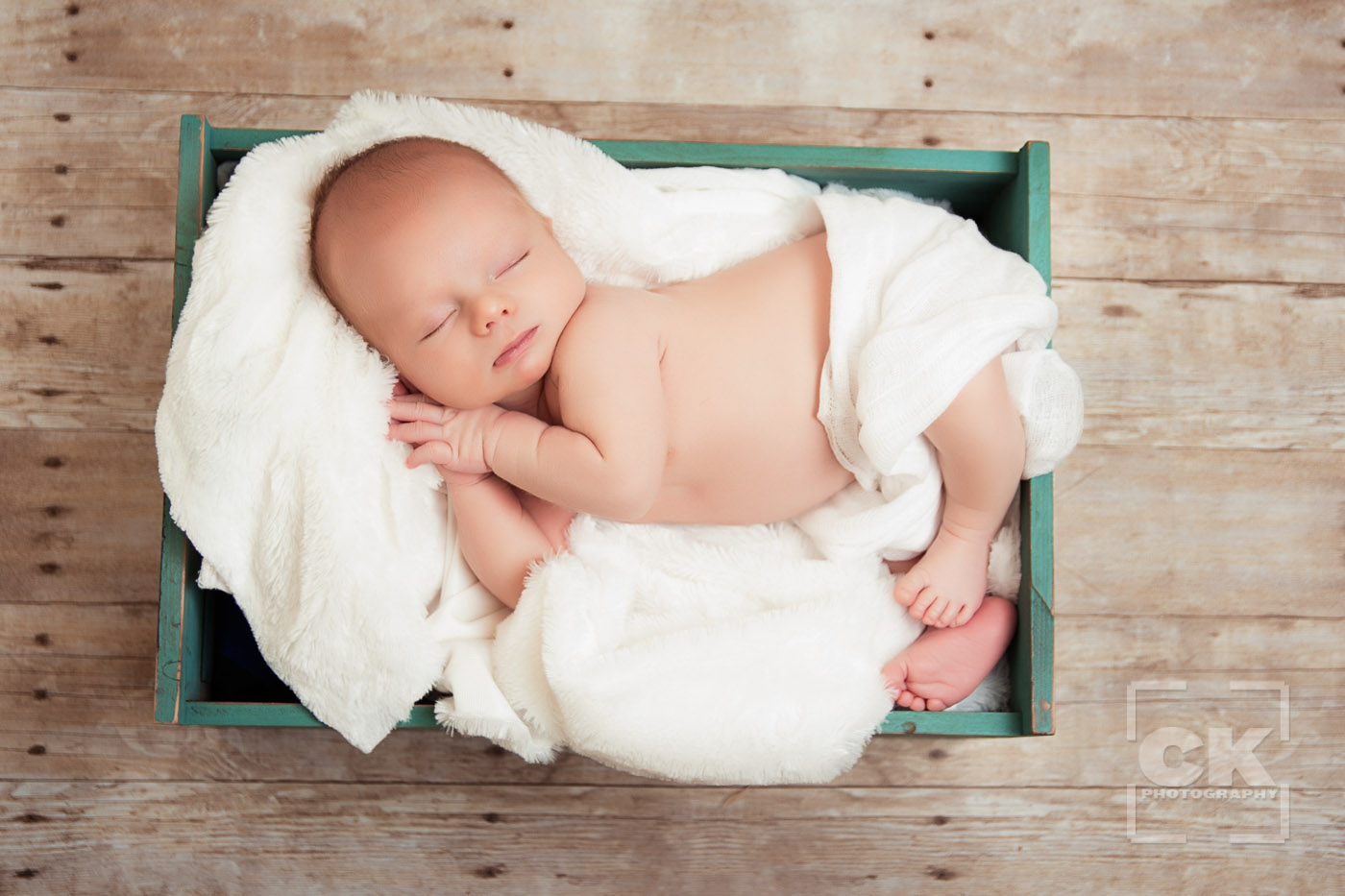 Chris Kryzanek Photography - newborn above