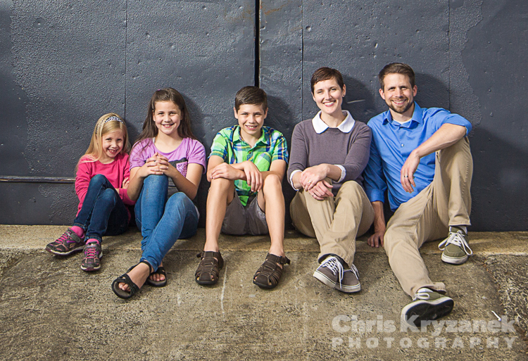 Chris Kryzanek Photography - family session Astoria Riverwalk
