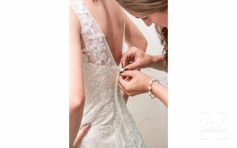Chris Kryzanek Photography - Bridal prep