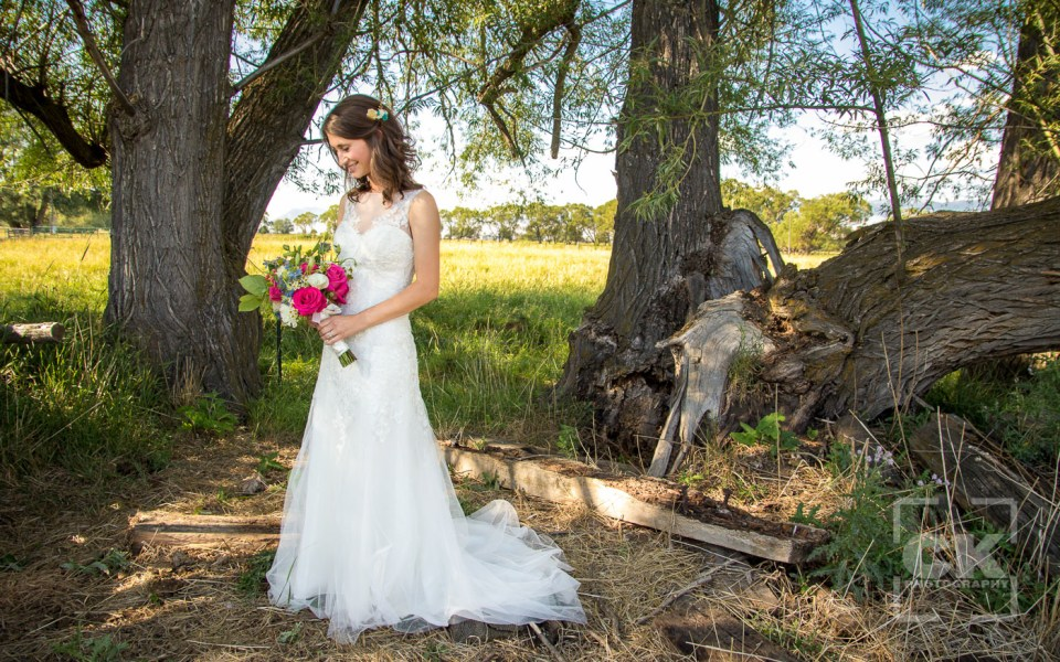 Chris Kryzanek Photography - Bride with bouquet