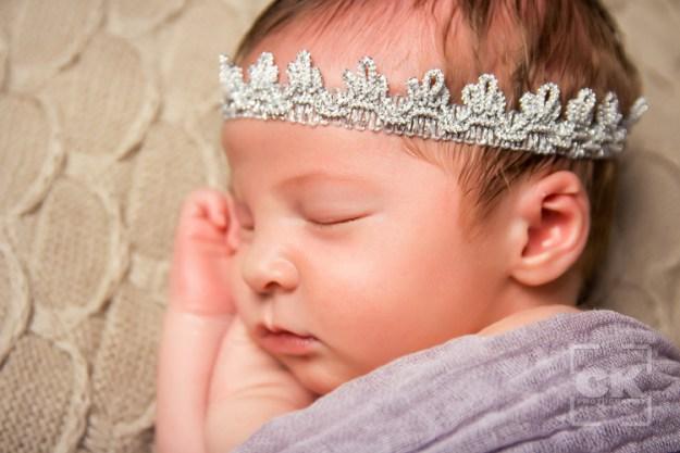 Newborn Session – Eliza