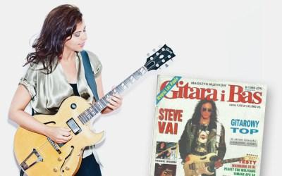 Wywiad w Gitara i Bas