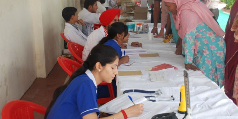 Medical Camp 2013
