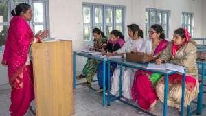 Seminar Unterrichtsmethoden: Seminarraum des College