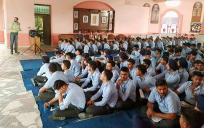 Workshop Schüler retten Leben (Tag 1)