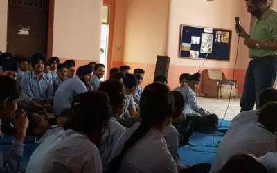 Workshop Schüler retten Leben (Tag 2)