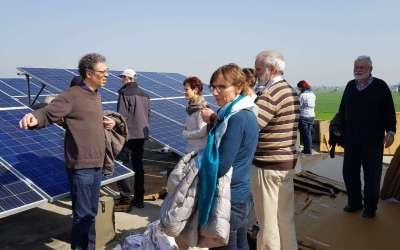Solar auf dem Altenheim
