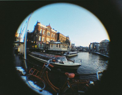Amsterdam - Canals, bikes and boats