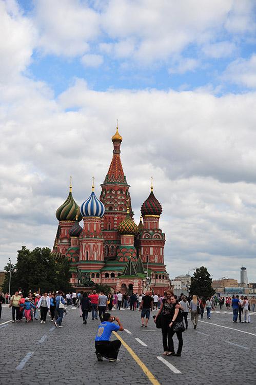 Москва 2012