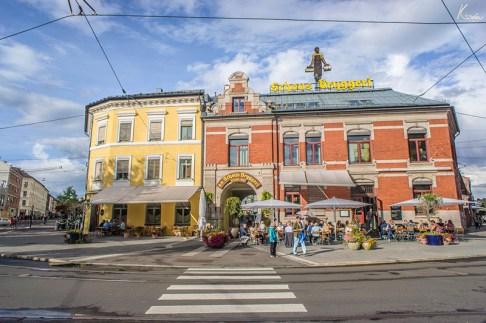 Grünerløkka - Oslo