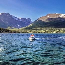 Eliasbåten - Langfjordbotn, Alta