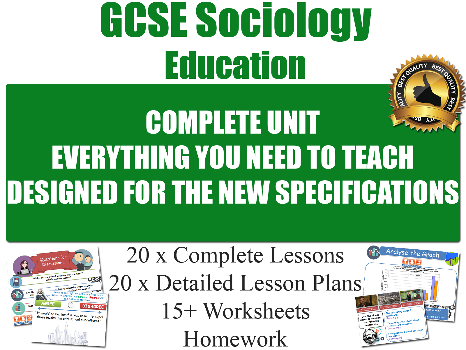 Education Gcse Sociology Resources