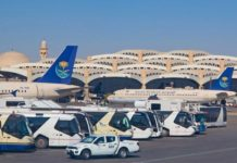 Resumption of international flights does not include 20 countries facing travel ban says Saudi Airlines