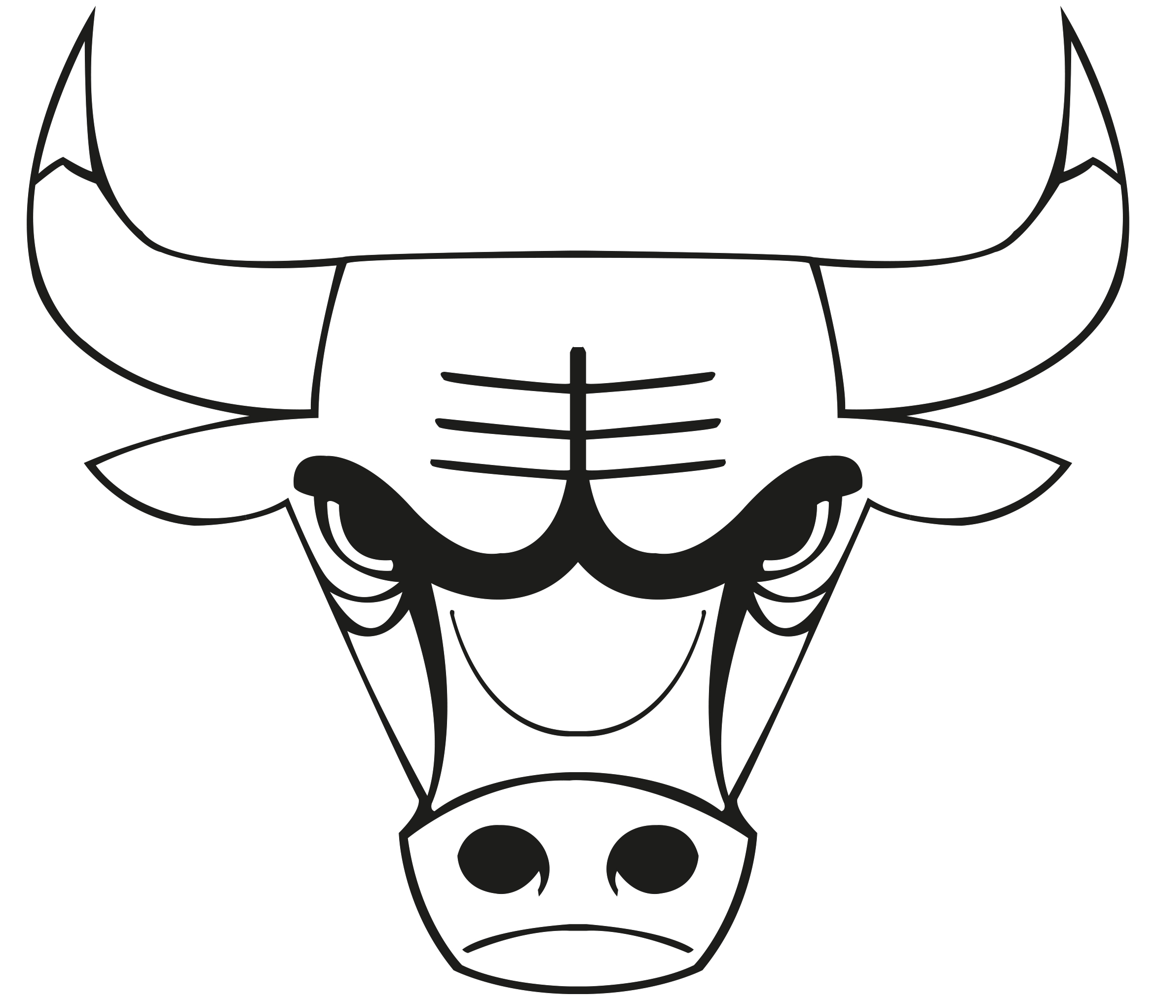 Chicago Bulls Logo First