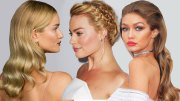 party hairstyles celebrity