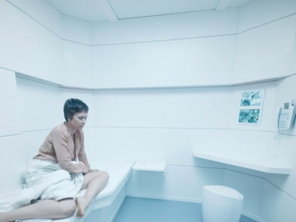 Image result for the honorable woman safe room