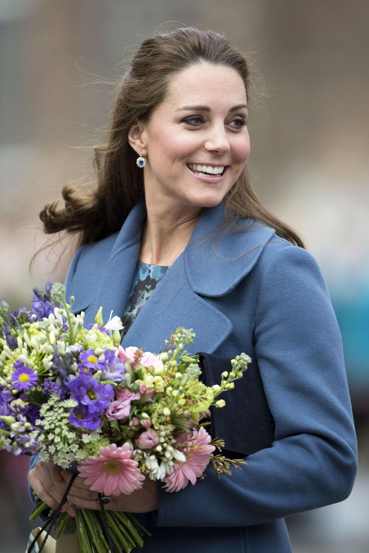 Kate Middleton Grey Hair Dont Care