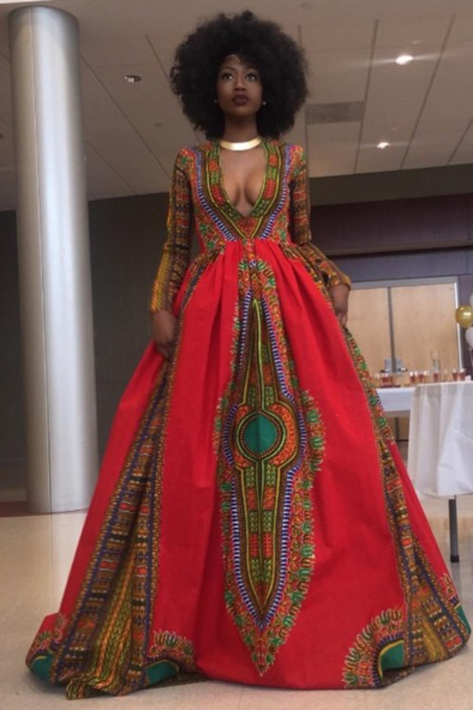 Kyemah McEntyres Homemade Prom Dress Beats The Bullies
