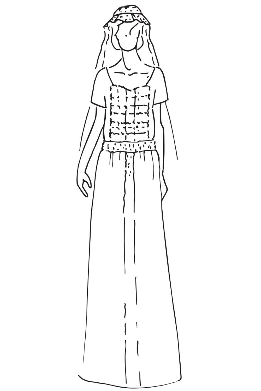 Zalando Creates A Royal Wedding Dresses Timeline