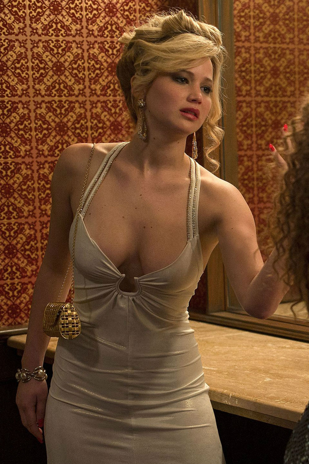 Jennifer Lawrence en American Hustle
