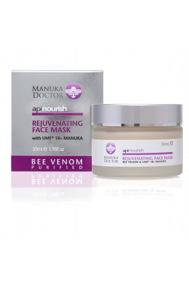 best face masks Manuka Doctor Rejuvenating Bee Venom Face, £49