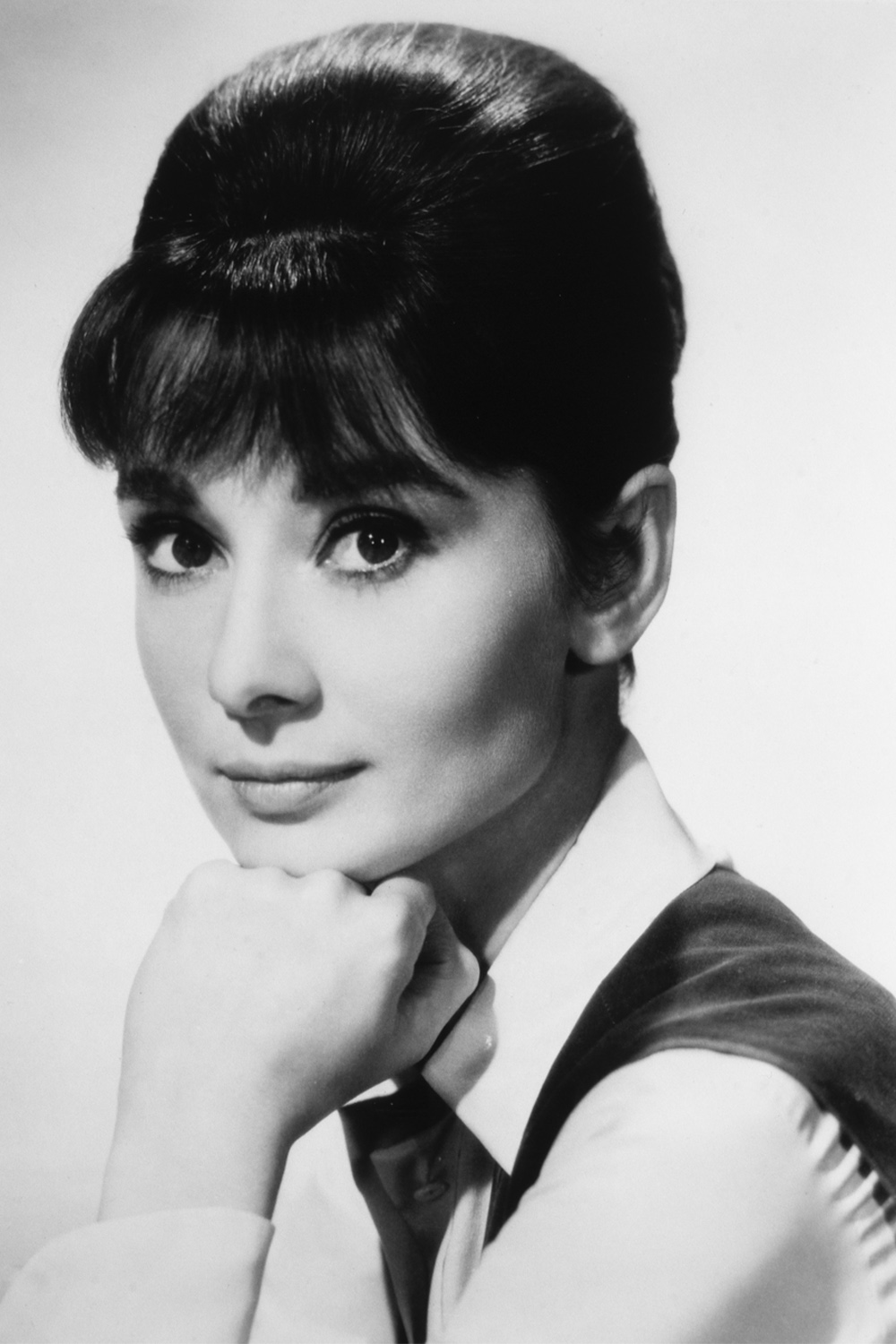 Audrey Hepburn's Best Hairstyles From Breakfast At Tiffany's To
