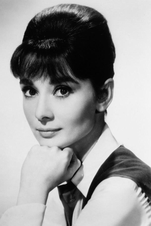 Audrey Hepburn Long Hair Hairstyles