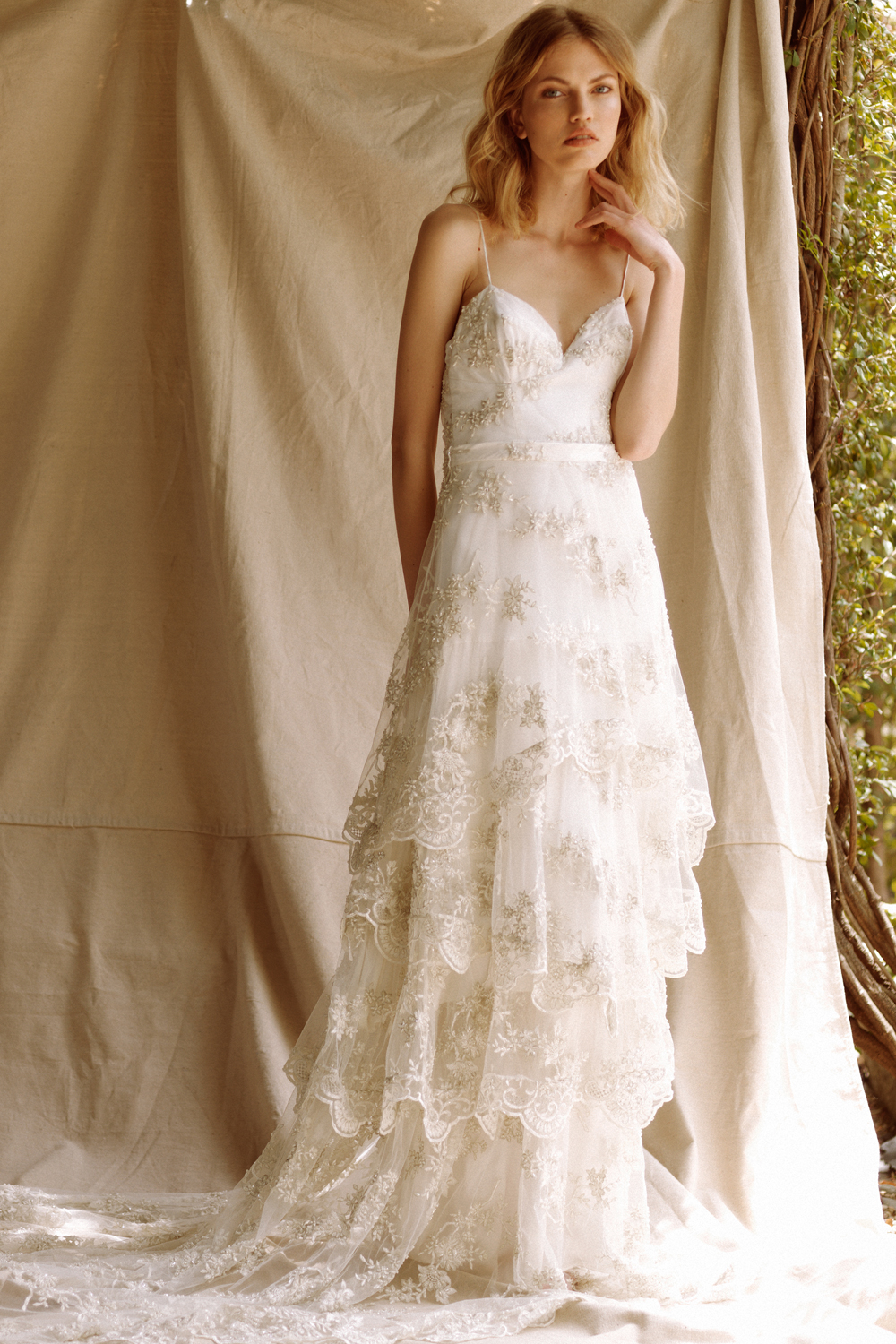 Free People unveil new bohoinspired wedding dress collection