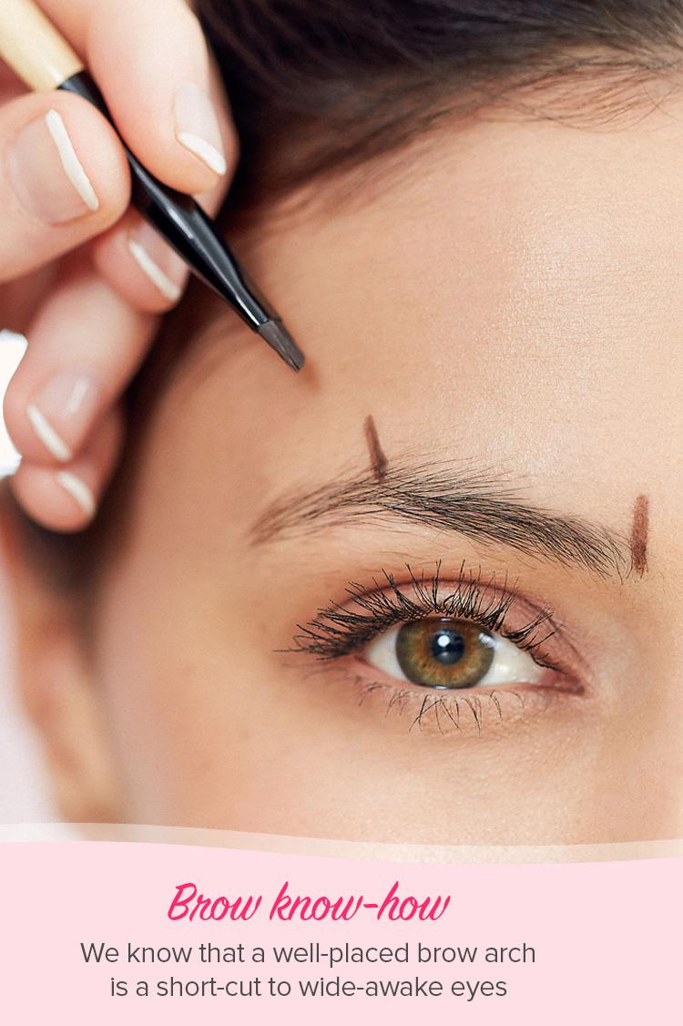 Eyebrows For Hooded Eyes : eyebrows, hooded, Eyebrow, Shapes, Shape