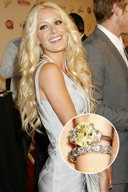 Heidi Montag Ring : heidi, montag, Special, Offer, Heidi, Montag, Ring,