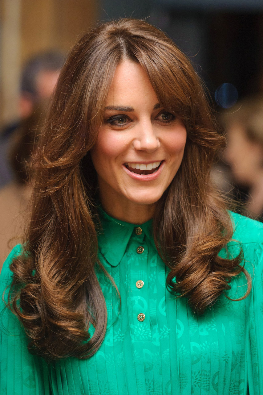 Kate Middleton Hair History The Duchess Of Cambridge's Best