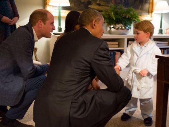 Prince George Obama