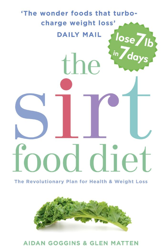 the sirtfood diet plan for health & weight loss