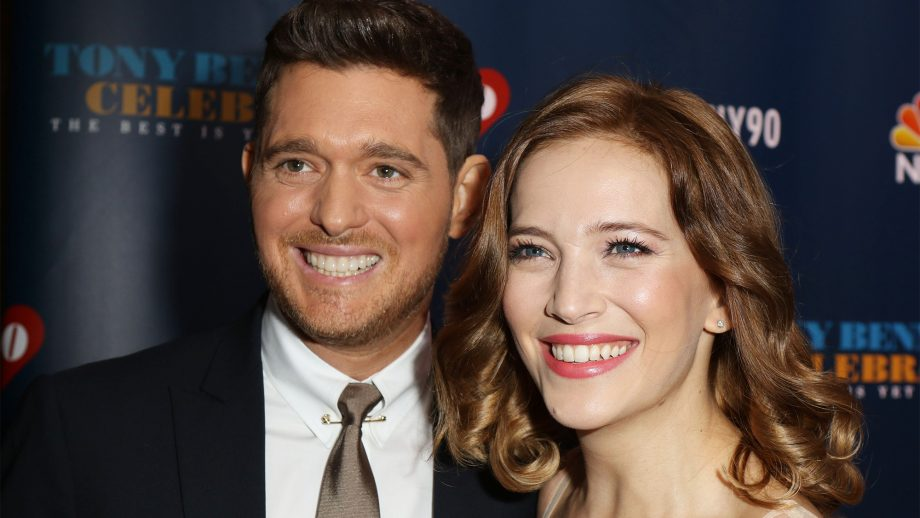 michael bublé s wife