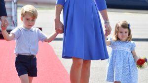 Duke and Duchess of Cambridge iPads