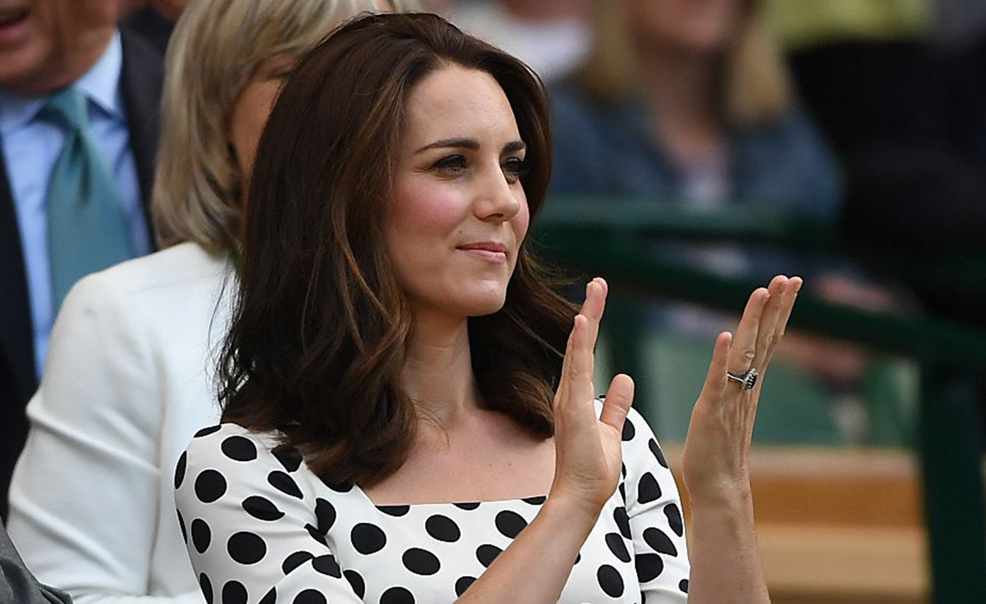 Image result for kate middleton cuts hair