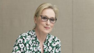 meryl streep physical violence