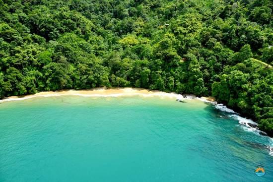 Pirate's Bay, Tobago
