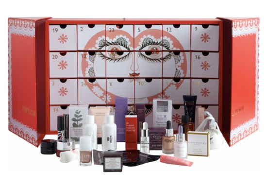 beauty advent calendars 2018 Fortnum and Mason