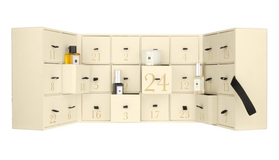 beauty advent calendars 2018 Jo Malone London