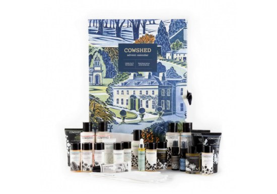 beauty advent calendars 2018 Cowshed